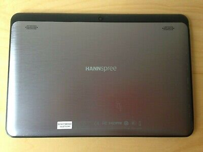 Hannspree HSG1279 10.1  Android Tablet. • 79.99£