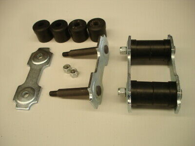 AU160 • Buy Ford Falcon Xk/xl/xm/xp Leaf Spring Shackles And Bushes - Repro