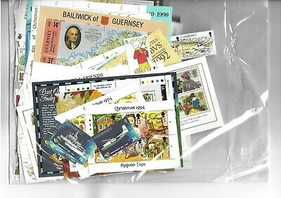 Guernsey £190+ Worth Of Postage Stamps Under Face Value  • 31£
