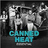Canned Heat Essential CD NEW SEALED On The Road Again/Let's Work Together+ • 4.99£