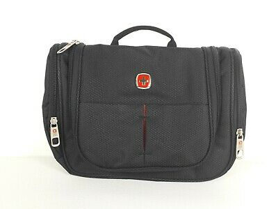 Wenger Travel Bag  / Toiletry Bag Swiss Gear Black Unisex • 14.99£