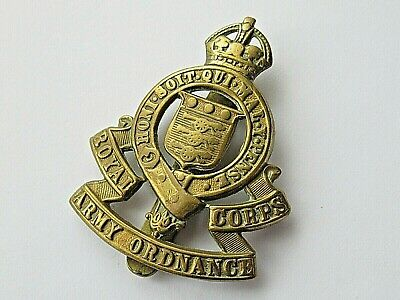 Royal Army Ordnance Corps (RAOC) Cap Badge • 2.20£