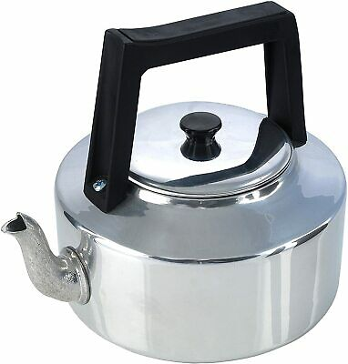New Pendeford Traditional Style Aluminium Stove Top Kettle Hob 8 Pint 4.5 Litre • 16.99£