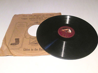 78  SAVOY ORPHEANS HIT THE DECK  12 '' Hmv C1408 Excellent! With SLEEVE! • 24.99£