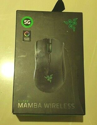AU110 • Buy BRAND NEW Razer Mamba Wireless Gaming Mouse