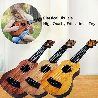 AU24.49 • Buy Beginner Classical Ukulele Guitar Educational Musical Instrument Toy For Kids