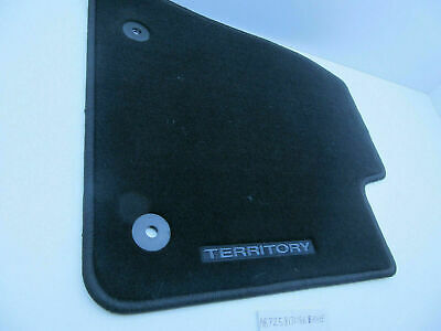 AU59 • Buy Fits Ford Territory Sz  Front Floor Mats Driver Side Only Carpet Genuine New