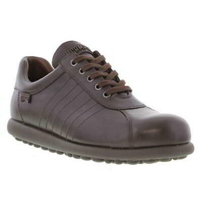 £99.99 • Buy Camper Pelotas Ariel 16002 Mens Brown Leather Lace Up Shoes Trainers Size 8-12
