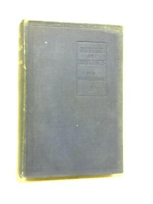 $ CDN87.22 • Buy Rubble & Roseleaves And Things Of That Kind (F. W. Boreham - 1924) (ID:08469)