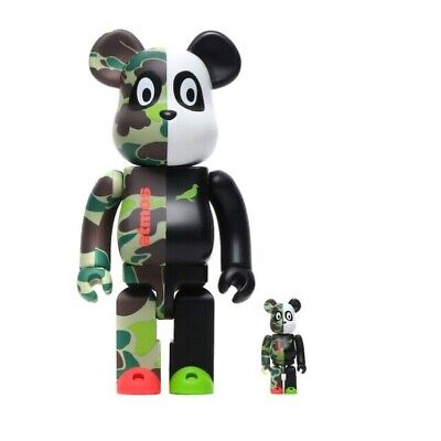 $210 • Buy Brand New Bearbrick Atmos X Staple #3 100% & 400% - Unopened Box