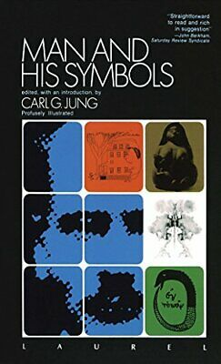 Man And His Symbols By C. G. Jung (Paperback, 1968) • 8.40£