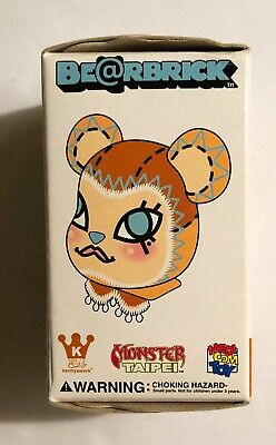 $235 • Buy Rare Kennyswork Bearbrick Monster Taipei (2008). Medicom Toy Corp. Sealed & Mint