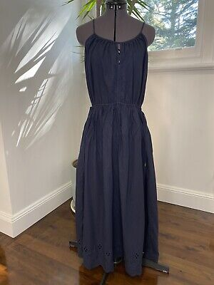 AU69 • Buy Tigerlily Kapari Navy Boho Dress Size 10 EUC
