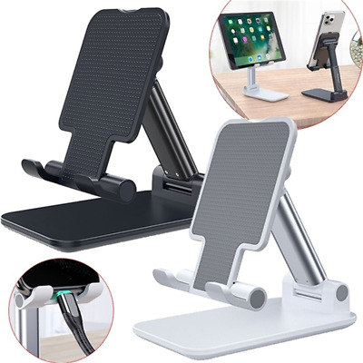 AU13.85 • Buy Adjustable Aluminum+ABS Tablet Stand Holder Desk Table Mount For IPad IPhone AU