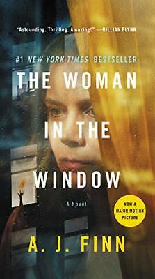 AU14.59 • Buy The Woman In The Window [movie Tie-In] New 9780062906137 Fast Free Shipping*-