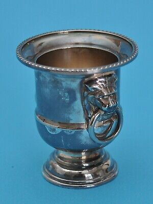Silver Plated Urn Viners Of Sheffield • 1.50£