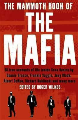 The Mammoth Book Of The Mafia (Mammoth Books) By Cawthorne, Nigel • 6.64£
