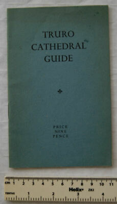 1958 Truro Cathedral Guide • 2£