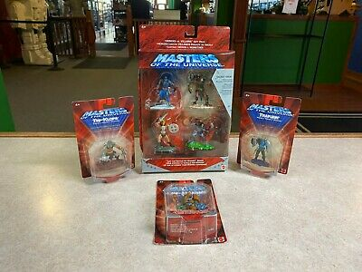 $5.50 • Buy Masters Of The Universe MOTU 200X Collection Mattel 2  Inch Figure Set LOT
