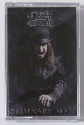 Ozzy Osbourne Ordinary Man Sealed 11 Track CLEAR CASSETTE TAPE Album  • 8.95£