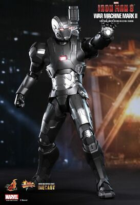AU449.99 • Buy HOT TOYS IRON MAN 3 WAR MACHINE II Diecast Material Brand New/Sealed FREE POST