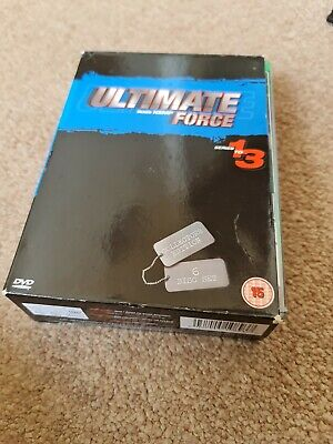Ultimate Force: Series 1-3 DVD  • 5£