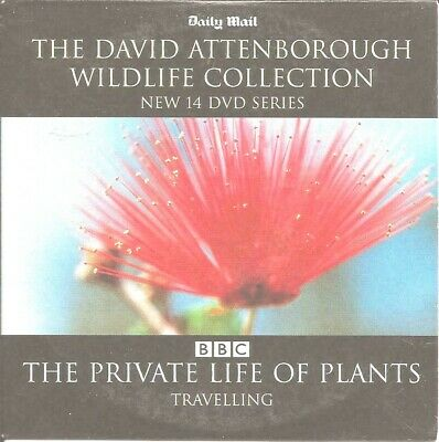 £1.39 • Buy David Attenborough Wildlife Collection= The Private Life Of Plants - Travelling