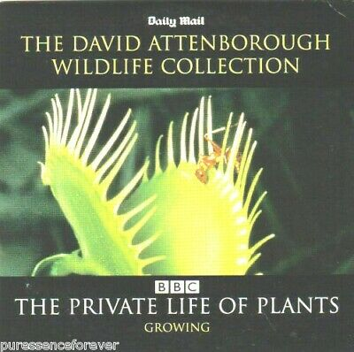 £1.39 • Buy David Attenborough Wildlife Collection= The Private Life Of Plants - Growing