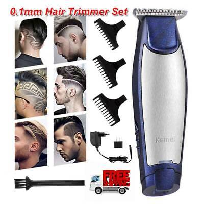 $21.38 • Buy HOT Electric Cutting Trimmer Li Liner 0.1mm Hair Clipper T-Outliner Grooming Kit