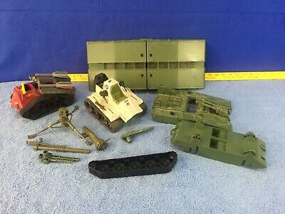 $ CDN36.72 • Buy GI Joe Vintage Vehicle Pieces Part Lot