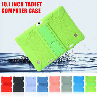 AU15.99 • Buy Universal Shockproof Silicone Stand Case Cover For 10.1Inch Android Tablet PC