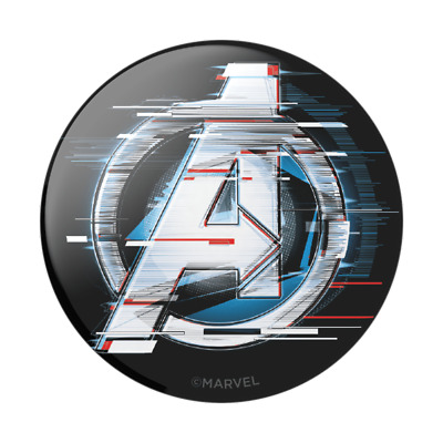 AU24.95 • Buy PopSockets PopGrip: Swappable Grip For Phones & Tablets - Marvel Avengers Logo