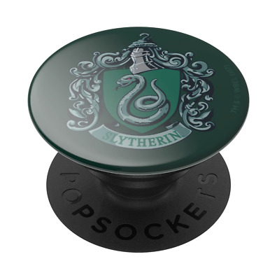 AU24.95 • Buy PopSockets PopGrip: Swappable Grip For Phones - Harry Potter Slytherin Gloss