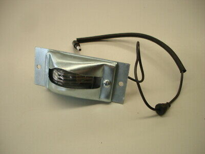 AU83 • Buy Ford Falcon Xk/xl/xm Number Plate Light Assembly - Repro
