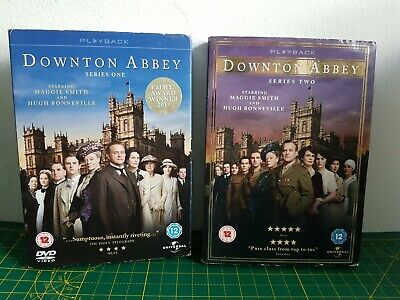 Downton Abbey - Series 1 & 2 Collection - NEW SEALED DVD SETS Downtown • 8.99£
