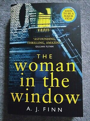 AU15 • Buy The Woman In The Window - Paperback Book - BRAND NEW - FAST FREE SHIPPING AU