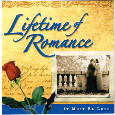 Time Life - Lifetime Of Romance- It Must Be Love - 32Hits - 2CDs • 4.99£