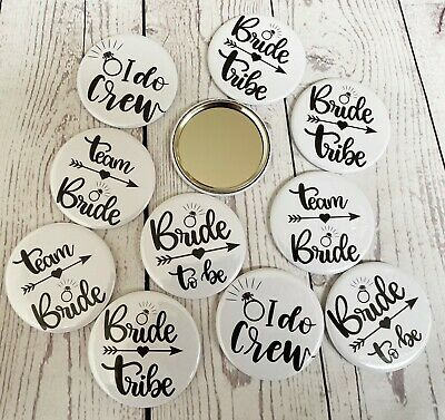 Hen Party Mirrors. Hen Party Favours. Hen Party Gifts. I Do Crew, Bride Tribe • 1.98£