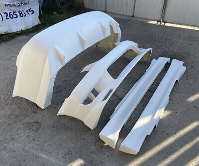 $1200 • Buy FOR LEXUS IS300 IS200  ALTEZZA Front Elixir +sideskirt Vertex+Rear Chargespeed