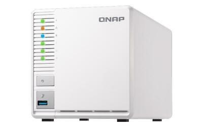 QNAP TS-328 6TB 3 Bay NAS With 3 X 2TB Seagate IronWolf Drives • 474.49£