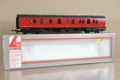 LIMA 305347 BR MK1 ROYAL MAIL POST OFFICE NDX PARCELS BRAKE COACH 80861 BOXED Nx • 24.50£
