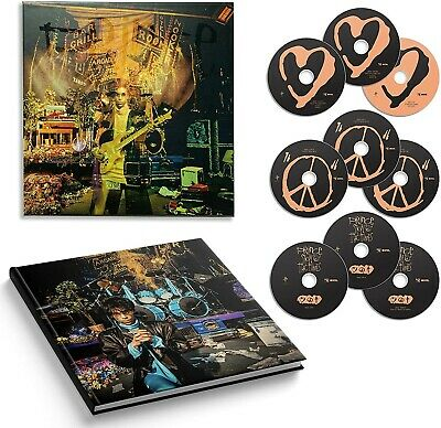 PRINCE CD X 8 + DVD Sign O The Times EXPANDED Remaster DELUXE 63 Bonus Trks ! • 148.95£