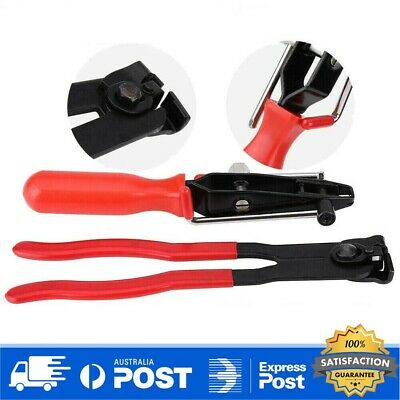 AU25.77 • Buy 2X Boot Band Strap Pliers CV Clamp Tool CV Joint Boot Clamp Pliers Tool Kit