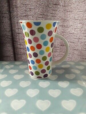 £21 • Buy Dunoon Rave Spotty Mug Design By Sarah Mercer (Collection Only)