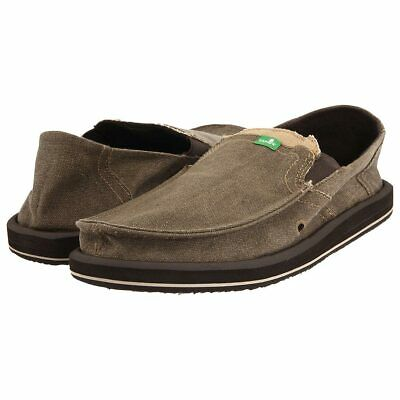 Sanuk Pick Pocket Men's Sidewalk Surfers Shoes • 51.17£