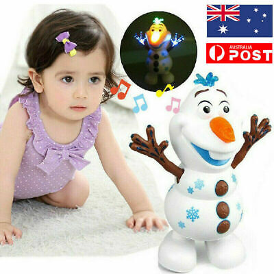 AU19 • Buy Toys For Girls LED Robot Dance Doll 2 3 4 5 6 7 8 9 Year Age Old Xmas Best Gifts