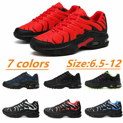 $33.09 • Buy Men's Air Cushion Sneakers Fashion Athletic Outdoor Sports Running Shoes Casual
