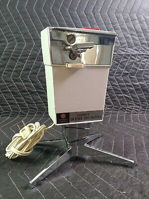 $ CDN94.09 • Buy Vintage Ge Automatic Can Opener & Knife Sharpener Pre-owned Excellent Condition