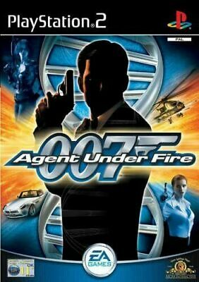James Bond 007 In Agent Under Fire Ps2 • 4.50£