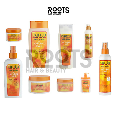 £9.89 • Buy Cantu Shea Butter & Natural Hair Care Afro Hair Products Full Range